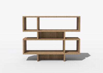 Bookcases 1