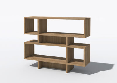 Bookcases 4