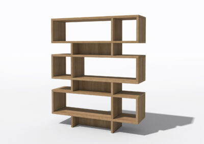 Bookcases 5
