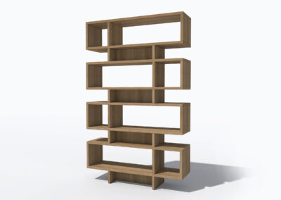 Bookcases 6