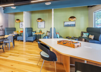 Boardroom & Meeting Tables _ Client Installation 12