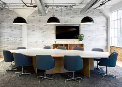 Boardroom & Meeting Tables _ Client Installation 13