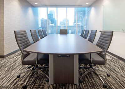 Boardroom & Meeting Tables _ Client Installation 2
