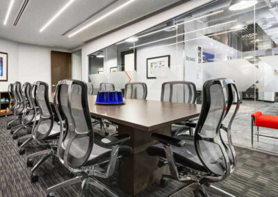 Boardroom & Meeting Tables _ Client Installation 3