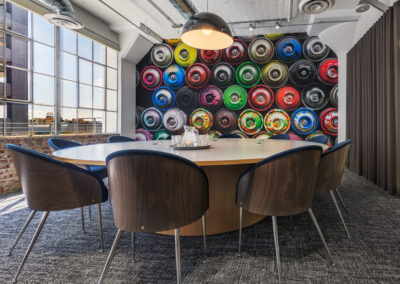 Boardroom & Meeting Tables _ Client Installation 7
